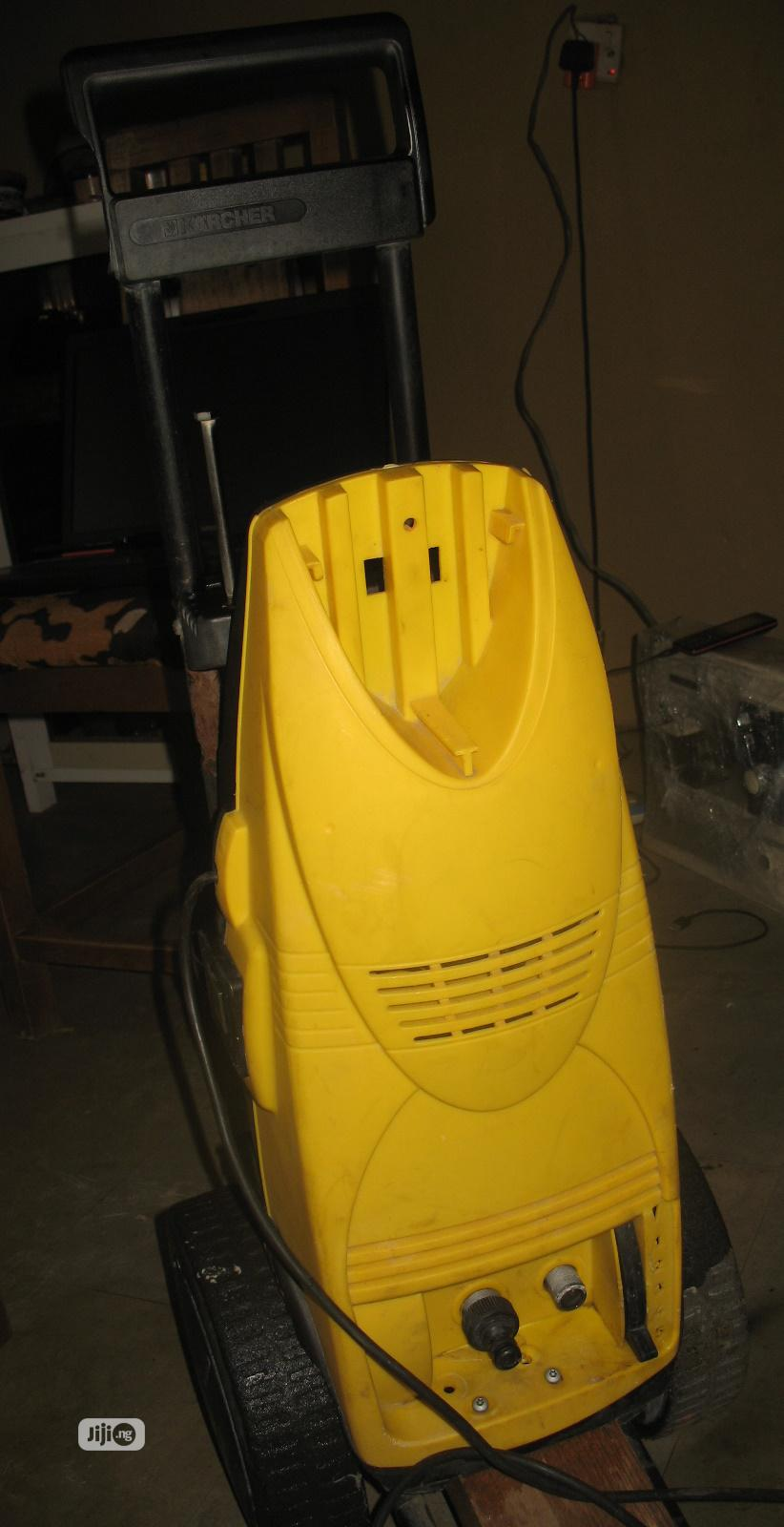 Herkules HD 150 TR High Pressure Washer For Very Tough Jobs | Garden for sale in Ikeja, Lagos State, Nigeria