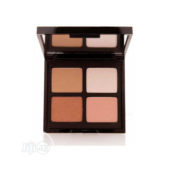 Archive: Mally Open Up Eyeshadow Quad Everyday Nudes