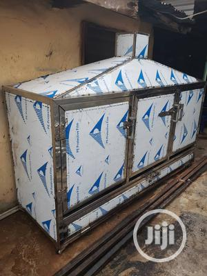 Fish Smoker For Fish And Plaintain Farmers   Farm Machinery & Equipment for sale in Lagos State, Ifako-Ijaiye