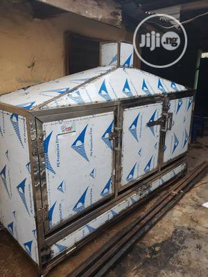 Approved Stainless Smoking Kiln For Intending Fish Exporters   Farm Machinery & Equipment for sale in Lagos State, Ikotun/Igando