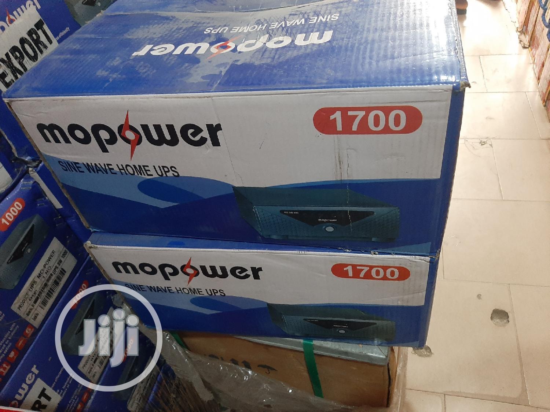 Archive: 24V 1.7kva Mopower Solar Inverter
