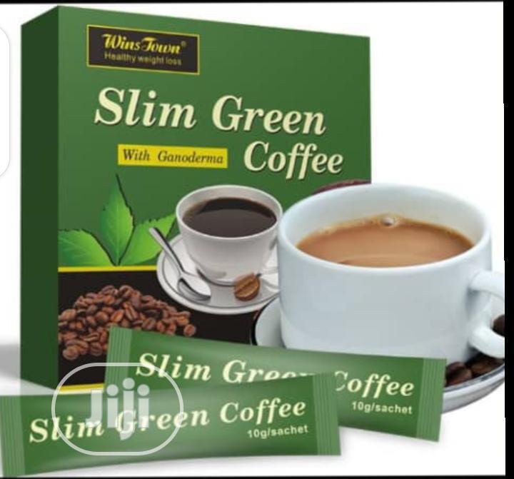 Archive: Slim Green Coffee