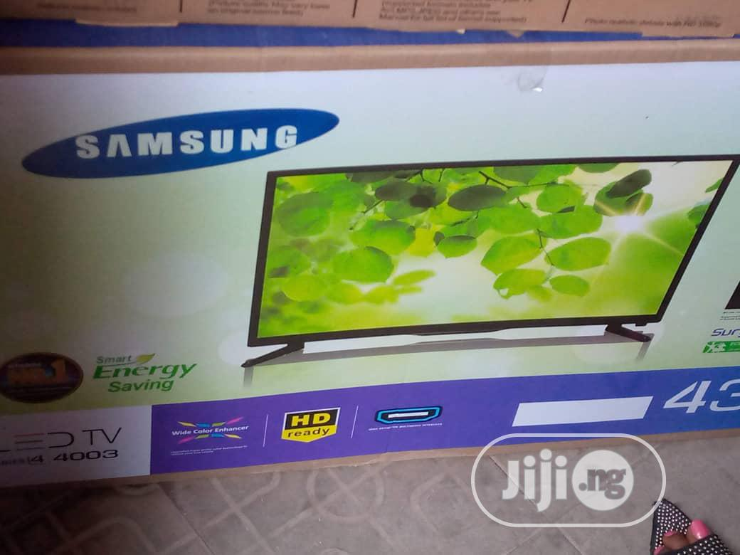 Archive: Original LED Samsung TV 43inches