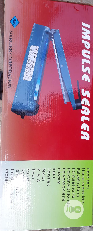 Eletric Sealing I Machine 300w | Manufacturing Equipment for sale in Lagos Island, Lagos State, Nigeria