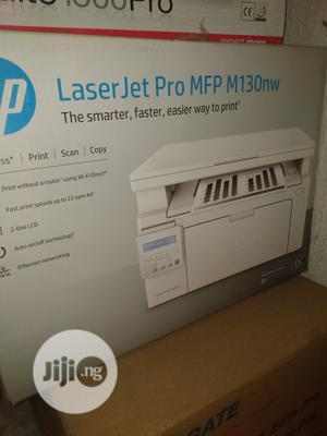 Hp Laserjet Pro Mfp M130nw   Printers & Scanners for sale in Lagos State, Ikeja