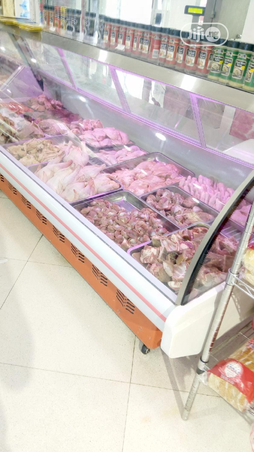 Archive: Meat Display Chiller 7fit