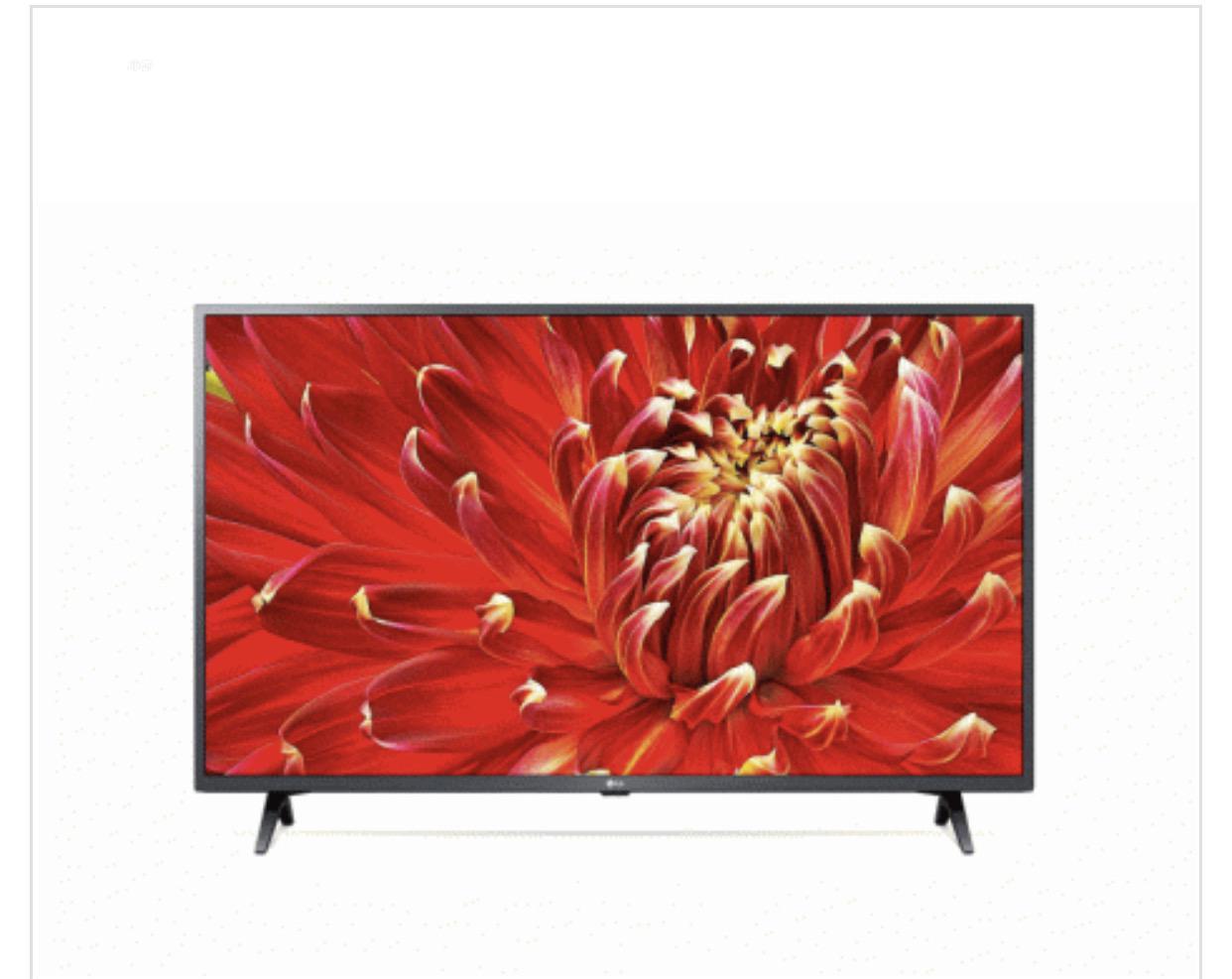 LG LED Smart TV 43 Inch Lm6300 Series Full HD Hdr Smart LED TV
