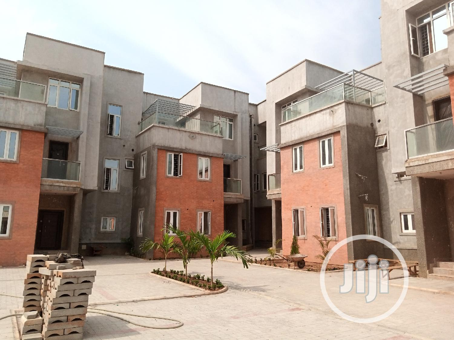Archive: Brand New Spacious 4bedroom Terrace Duplex With Bq In A Secure Environ