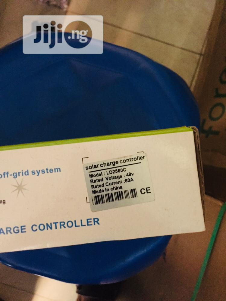 Archive: Solar Charger Controller 60/48V