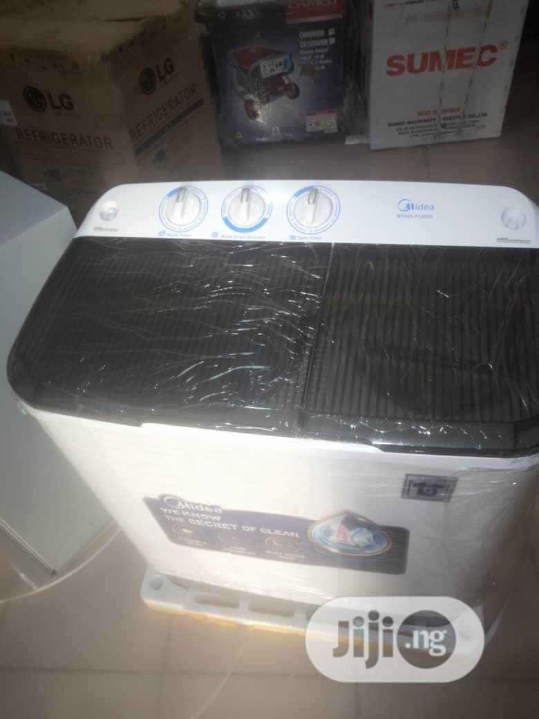 Archive: Media 6kg Twin Tub Washing Machine