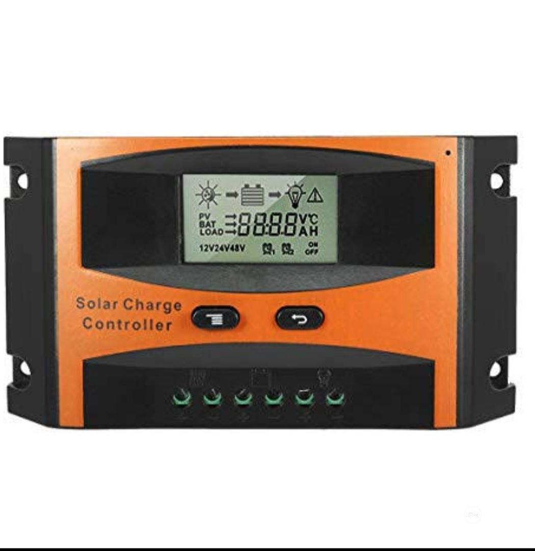 30amps PWM Solar Charge Controller