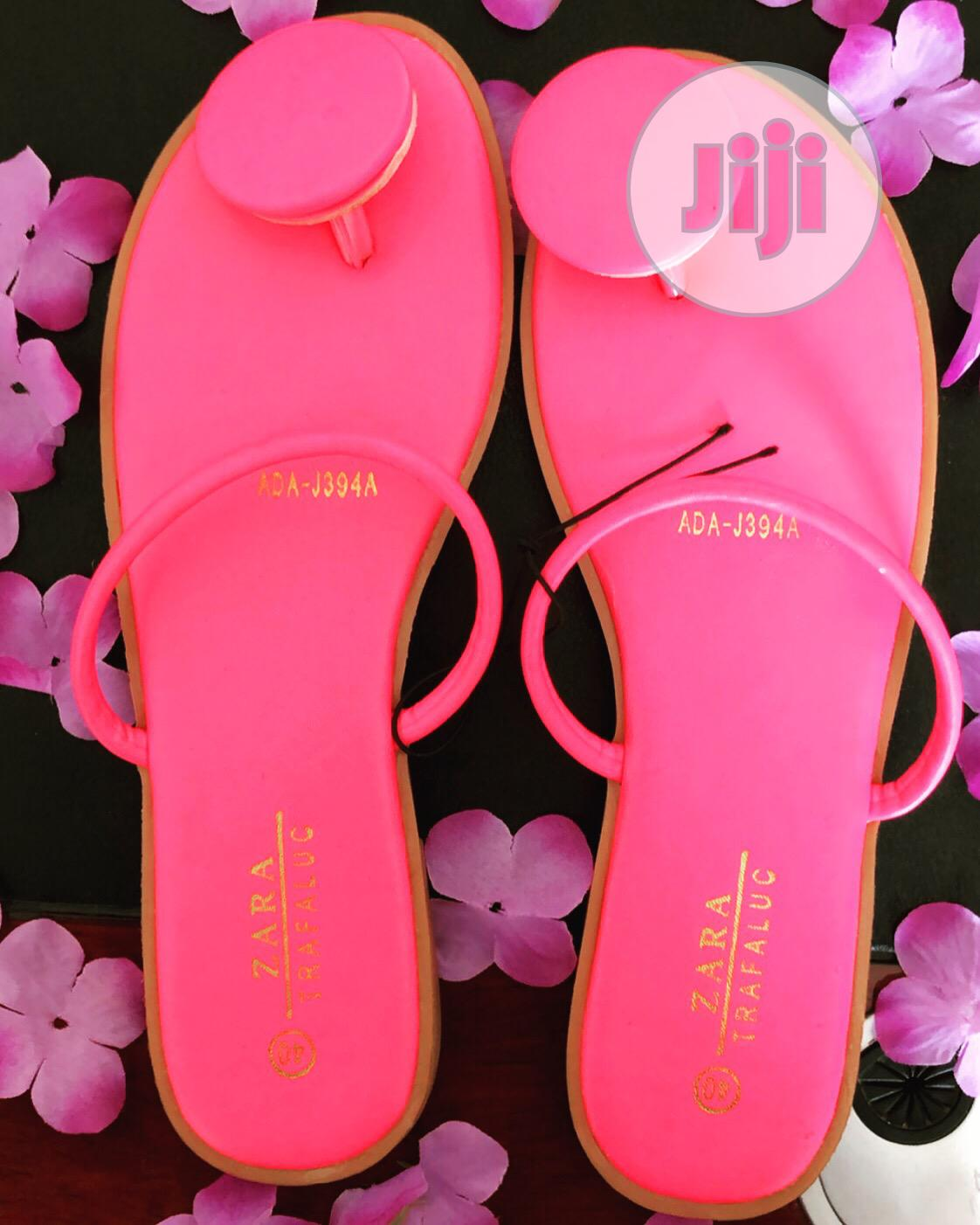 Archive: Fancy Slippers Available