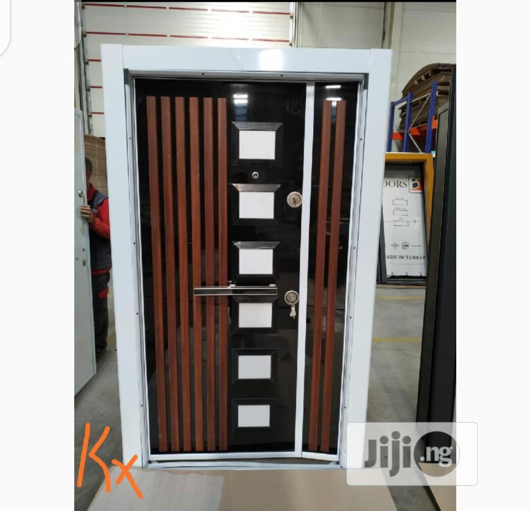 Turkey Special Ultralam Security Door