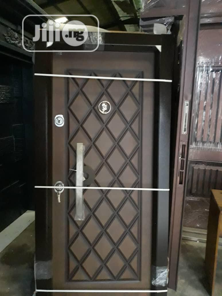 Turkey Special Security Door