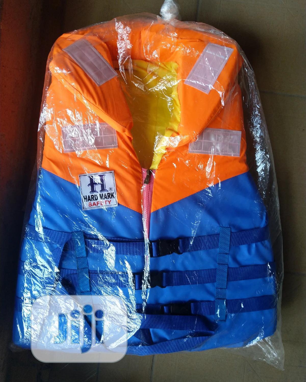 Hard Mark Safety Life Jacket