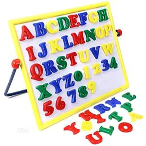 Lots4kids Ratna's Alpha Magnetic Learning Board Big Deluxe   Toys for sale in Lagos State, Amuwo-Odofin