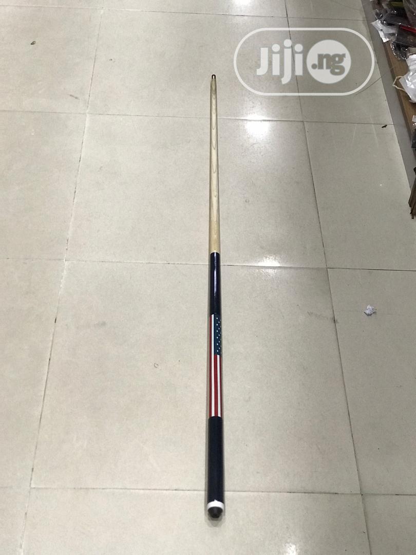Original Snooker Cue Stick