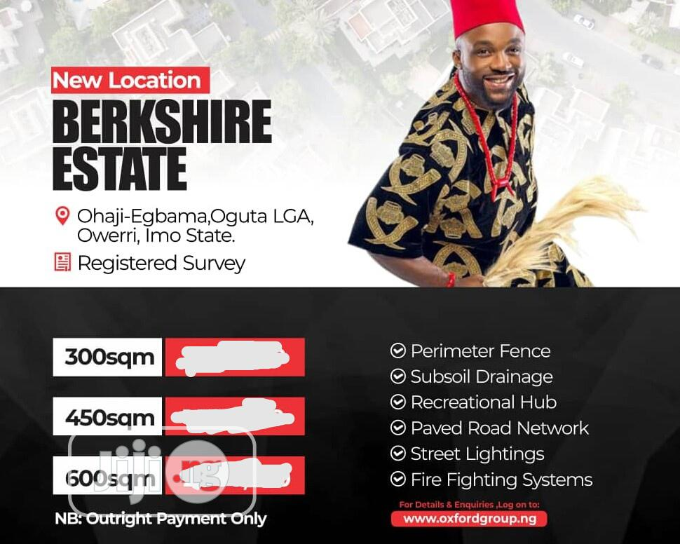 Registered Survey   Land & Plots for Rent for sale in Ohaji/Egbema, Imo State, Nigeria