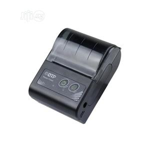 Mobile Printer Bluetooth Receipt Quality for POS Business General Purp   Printing Equipment for sale in Lagos State, Ikeja