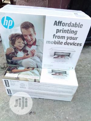 Hp Deskjet Printer Scan Copy Printe And Wriless | Printers & Scanners for sale in Lagos State, Lekki