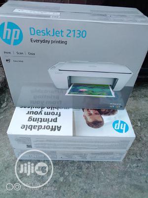 Hp Deskjet Printer 2130 Scan Copy Printe | Printers & Scanners for sale in Lagos State, Ojota