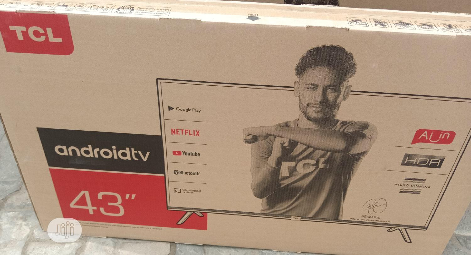 Tcl 43 Inches Smart Television With Netflix | TV & DVD Equipment for sale in Lagos Island, Lagos State, Nigeria