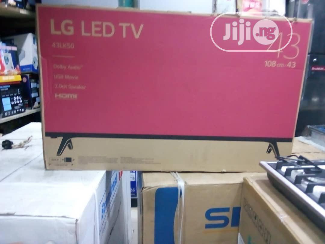 LG LED TV 43 | TV & DVD Equipment for sale in Shomolu, Lagos State, Nigeria