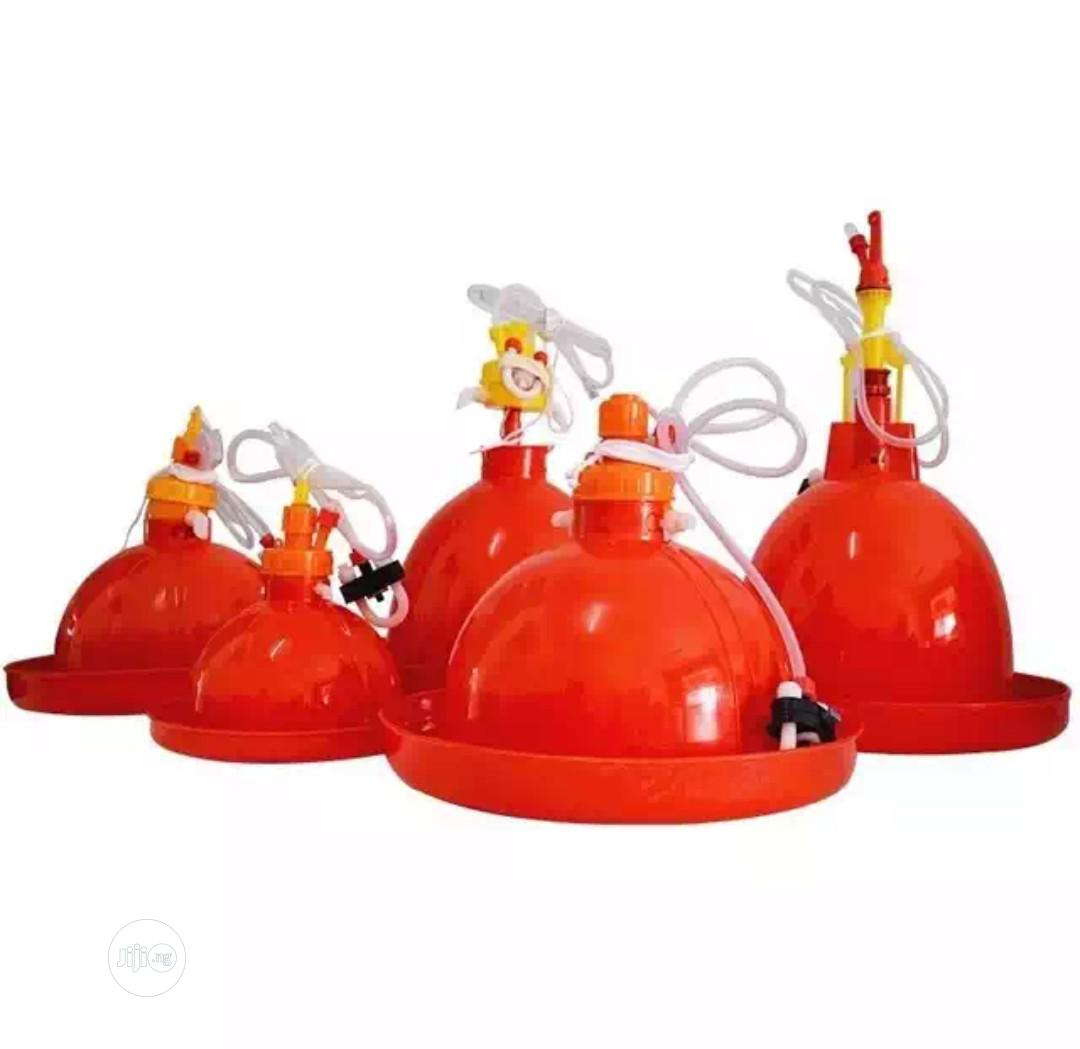 Automatic Bell Drinker | Farm Machinery & Equipment for sale in Central Business Dis, Abuja (FCT) State, Nigeria