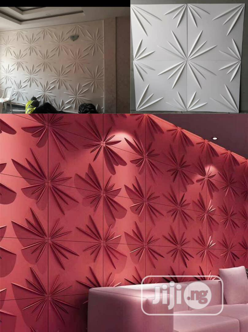 3D Luxury Wall Panels For Interiors