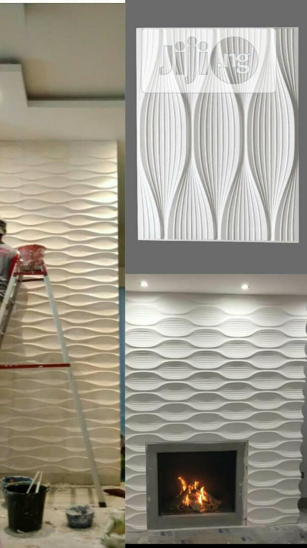 3D Luxury Wall Panels For Interiors | Home Accessories for sale in Ikeja, Lagos State, Nigeria