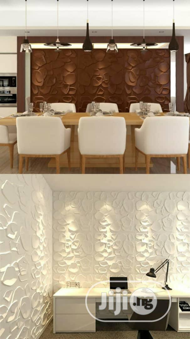 Classic Luxury 3D Panels Designs | Home Accessories for sale in Ikeja, Lagos State, Nigeria