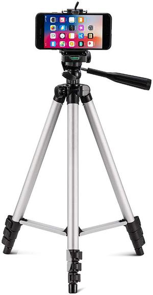 Adjustable Portable And Foldable Tripod Stand Mobile And Camera Holder | Accessories & Supplies for Electronics for sale in Lagos State, Ikeja