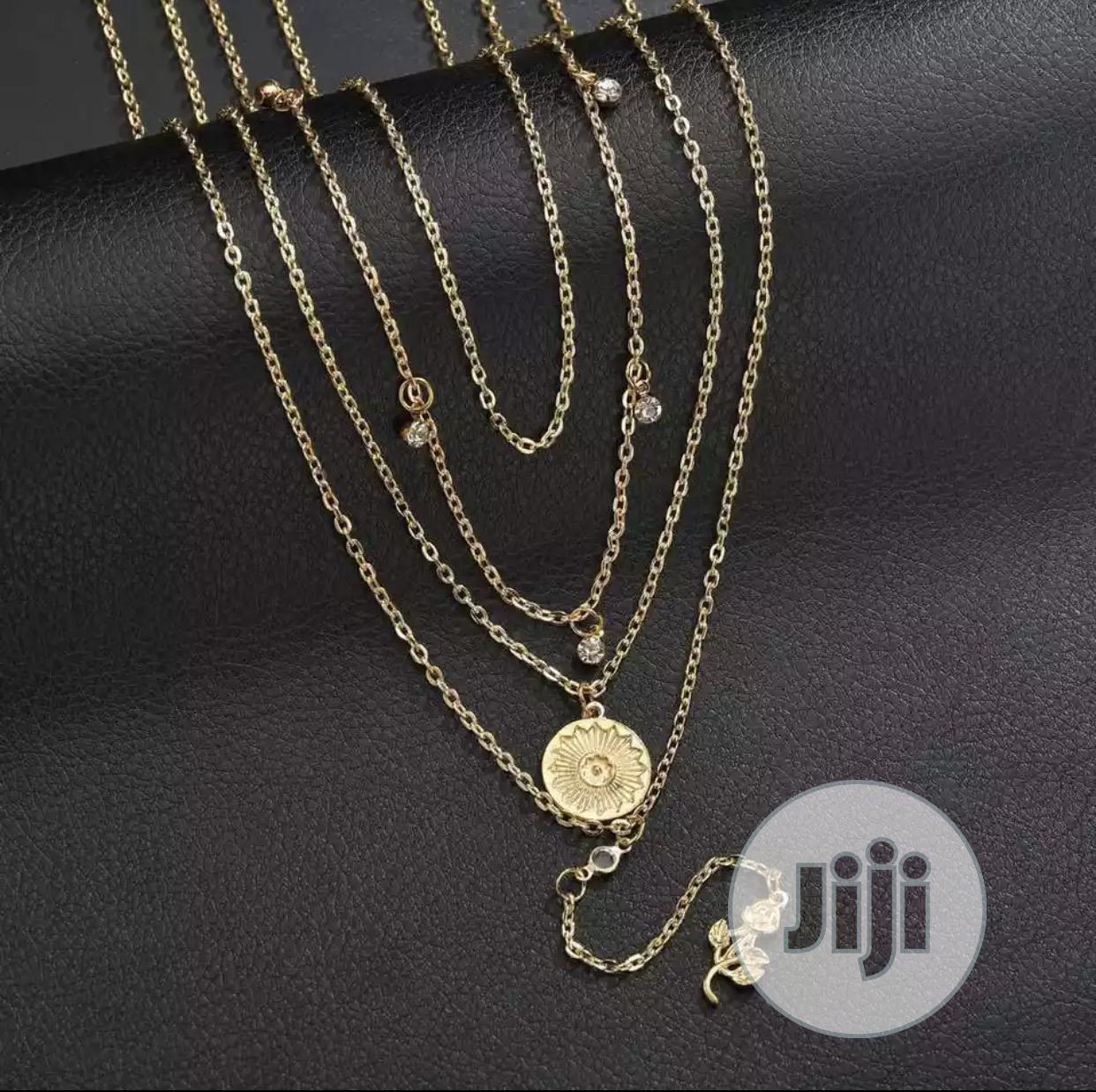 Archive: New Vintage Heart Chain Necklace