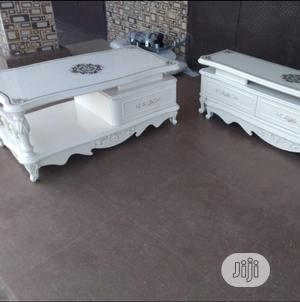 Super Quality Set Of Center Table With TV Stand   Furniture for sale in Lagos State, Ojo