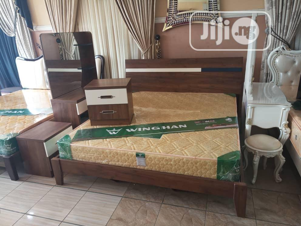 Family Beds Size 6by7 | Furniture for sale in Ojo, Lagos State, Nigeria