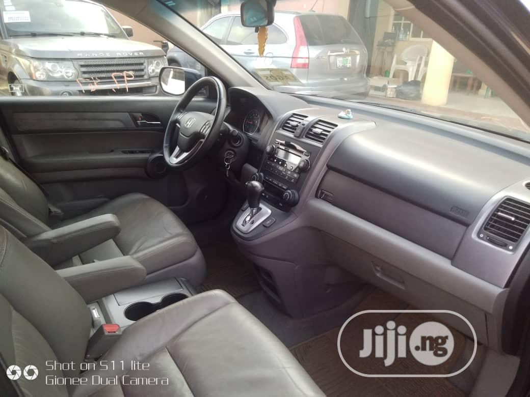 Honda CR-V 2.4 EX-L Automatic 2008 Blue | Cars for sale in Alimosho, Lagos State, Nigeria