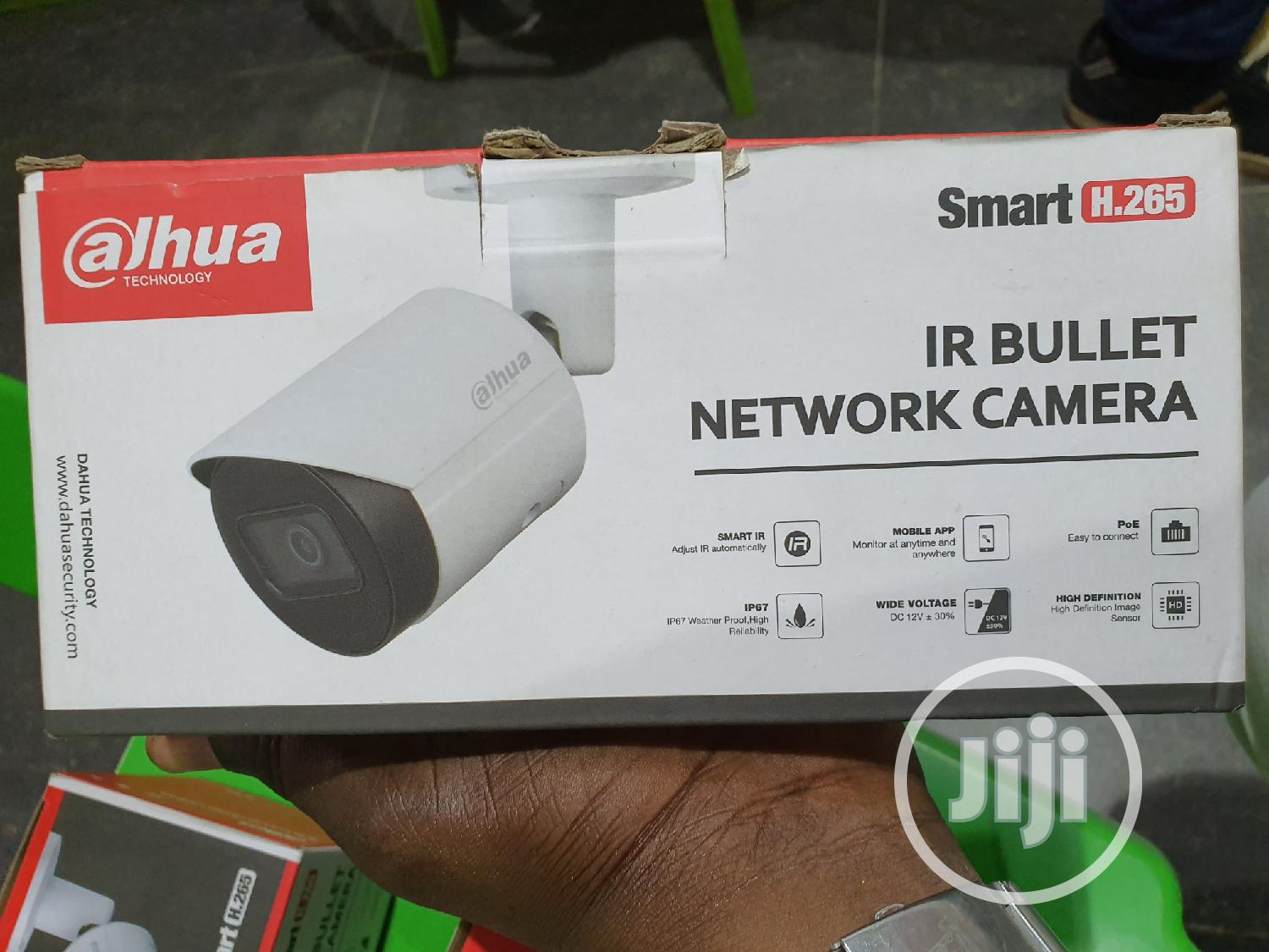 Dahua 2mp IP Bullet Camera | Security & Surveillance for sale in Ikeja, Lagos State, Nigeria