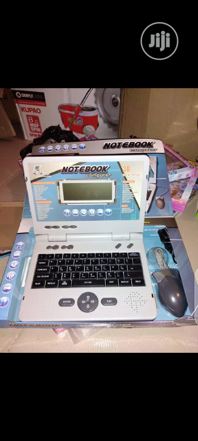 Archive: Children Educational Learning Machine Notebook Computer