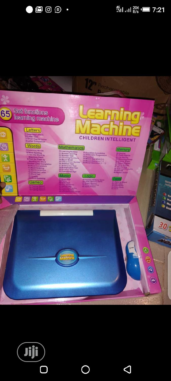 Children Learning Laptop With Mouse | Toys for sale in Lagos Island (Eko), Lagos State, Nigeria