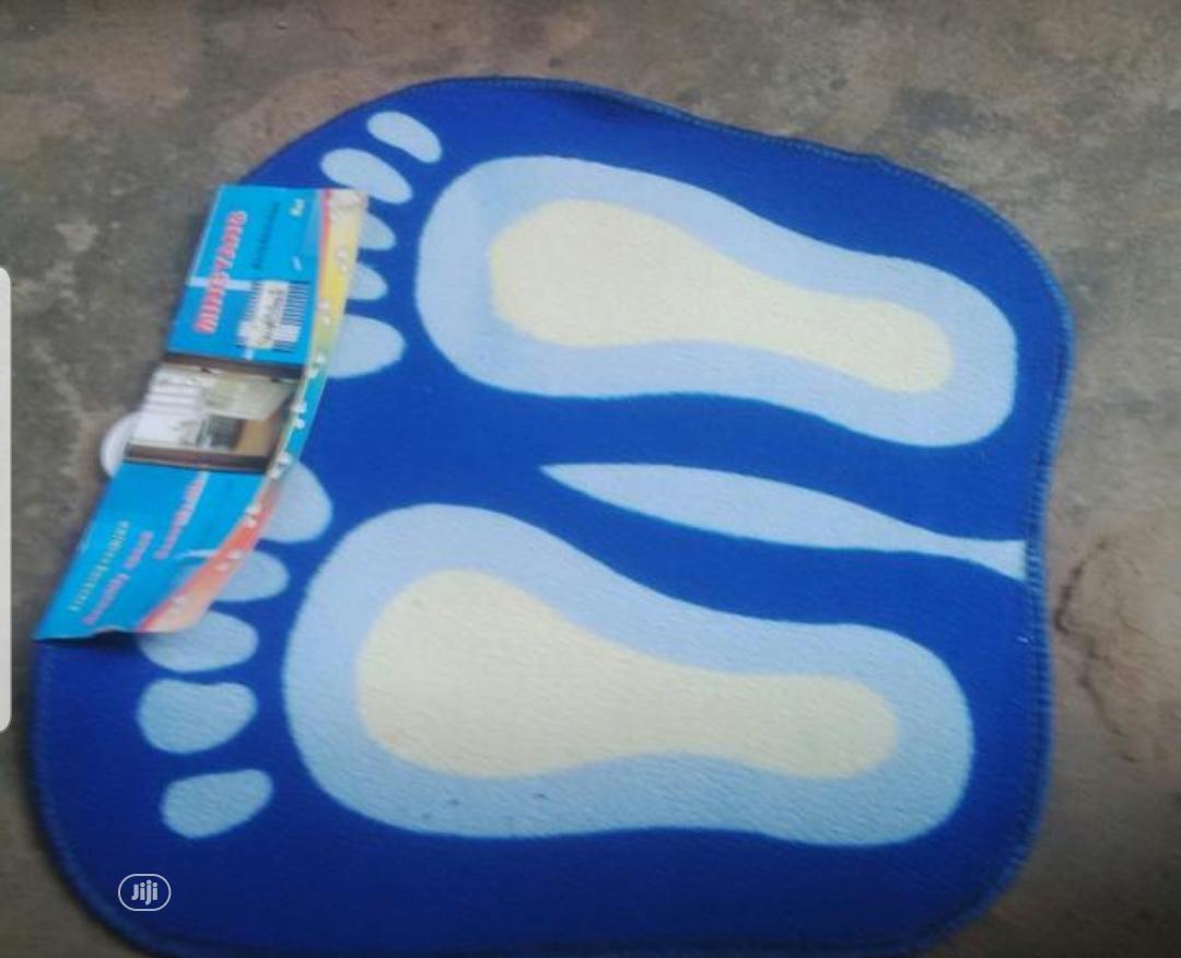 Bathroom Foot Mat(Washable) | Home Accessories for sale in Lagos Island (Eko), Lagos State, Nigeria
