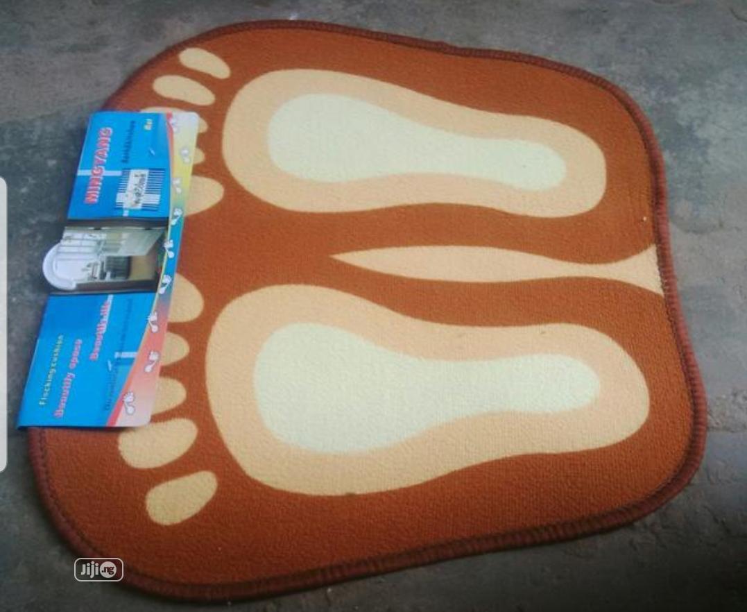 Bathroom Foot Mat(Washable)