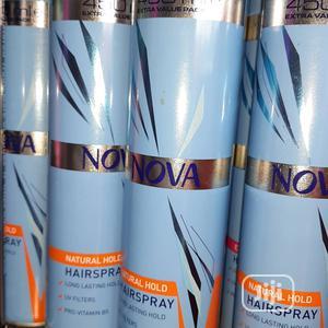 Novaj Holding Spray   Hair Beauty for sale in Lagos State, Ikeja