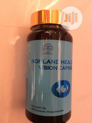 Restored Eye Sight Norland Vision Vitale Capsules   Vitamins & Supplements for sale in Lagos State, Ojo
