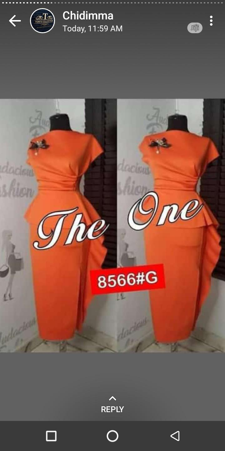 Ladies Quality Dress | Clothing for sale in Ikeja, Lagos State, Nigeria