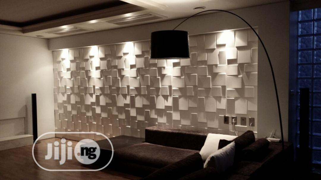 Unique Designs 3D Wall Panels | Home Accessories for sale in Ikeja, Lagos State, Nigeria