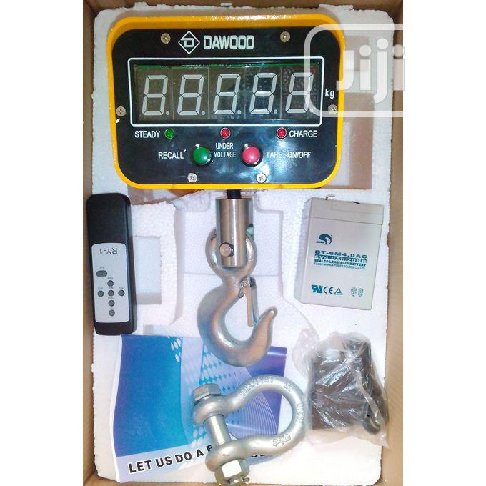 2000kg Crane Scale Digital | Manufacturing Equipment for sale in Lagos Island (Eko), Lagos State, Nigeria
