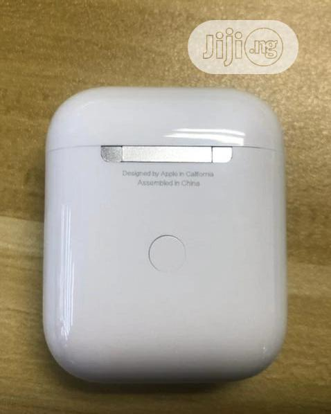Apple Airpods 2 + Free Silicon Case | Accessories & Supplies for Electronics for sale in Lekki Phase 1, Lagos State, Nigeria