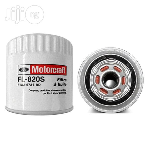 Motorcraft Ford Service Pack 5W-30 6liters + 1 Oil Filter | Vehicle Parts & Accessories for sale in Port-Harcourt, Rivers State, Nigeria