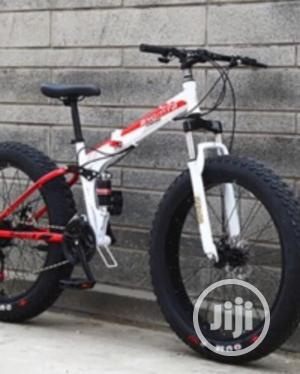 Exercise Bicycle Fat Tire | Sports Equipment for sale in Rivers State, Port-Harcourt