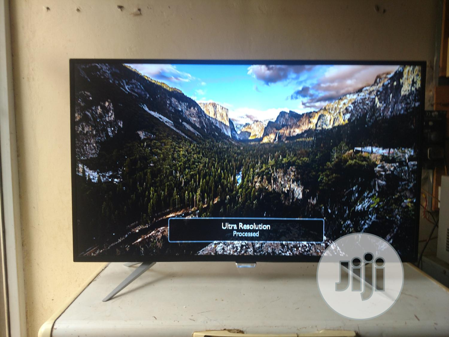 43 Inch Philip 4K Smart Android TV | TV & DVD Equipment for sale in Lokogoma, Abuja (FCT) State, Nigeria